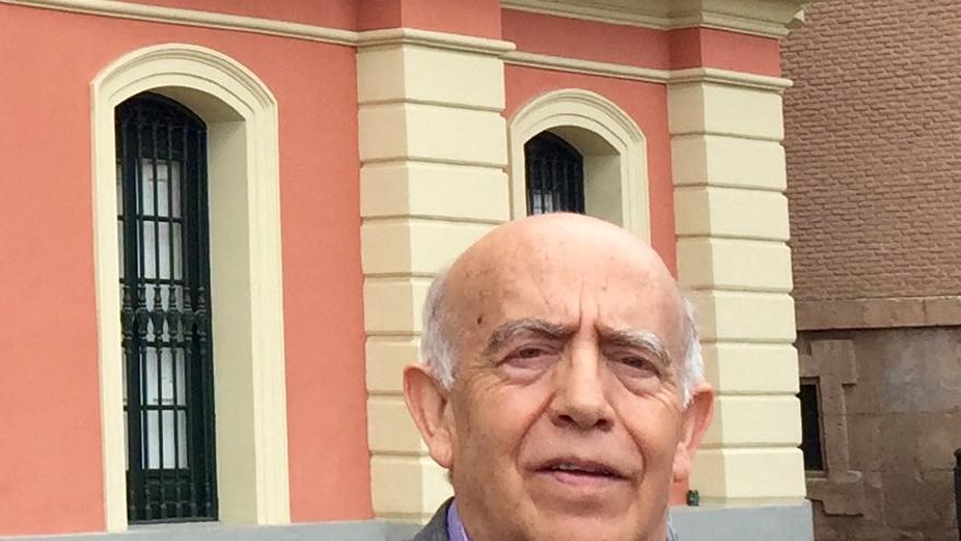 El nuevo y todavía candidato del PSRM-PSOE a la alcaldía de Murcia, José Ignacio Gras / MJA