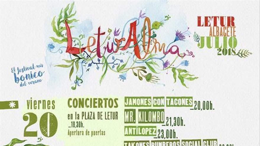 Cartel Leturalma