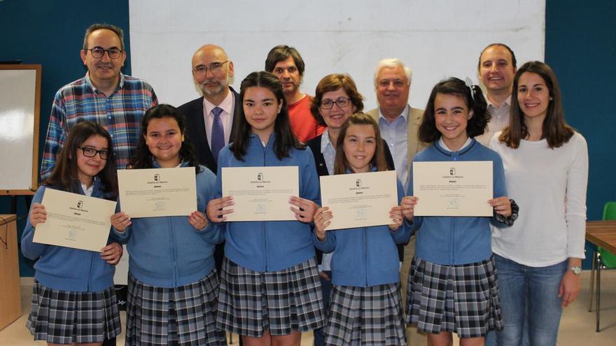 Entrega de premios de 'Consumópolis'
