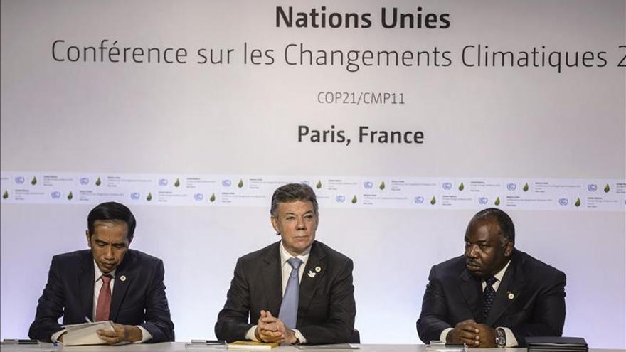 Santos: La paz convertirá a las guerrillas en aliadas contra el cambio climático
