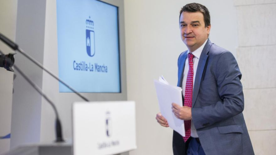 El consejero de Agricultura, Francisco Martínez Arroyo / JCCM