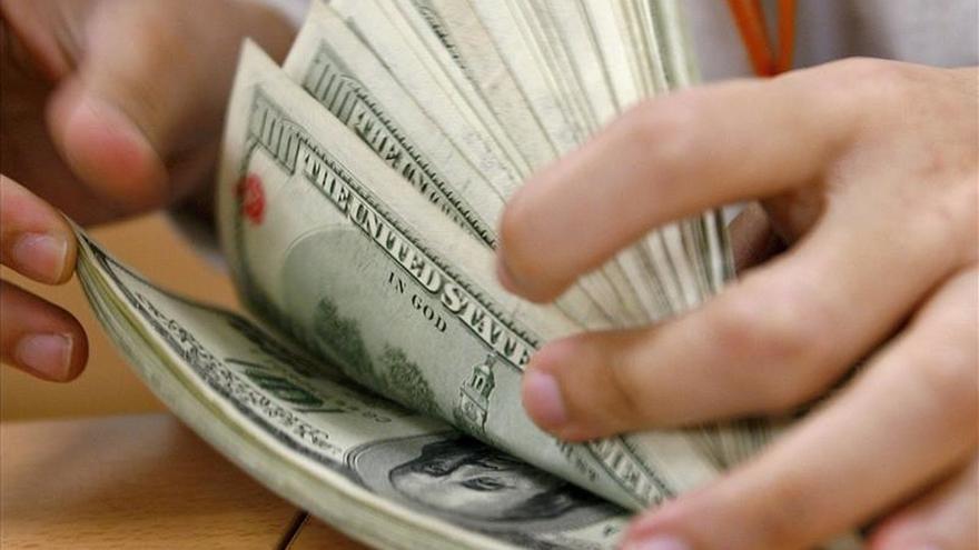 El déficit presupuestario de EE.UU. se amplía a 65.000 millones de dólares en noviembre