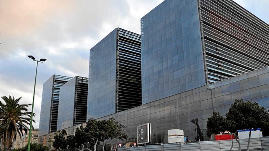 Palacio de Justicia de Las Palmas de Gran Canaria