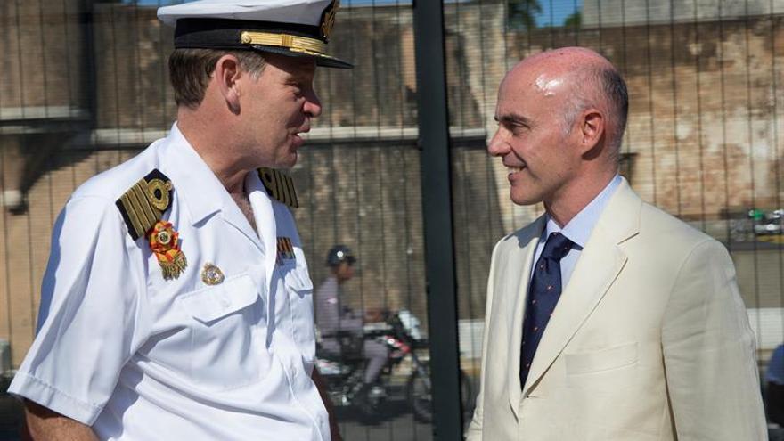 """El """"Elcano"""" recala en República Dominicana, única escala en América Latina de su crucero"""