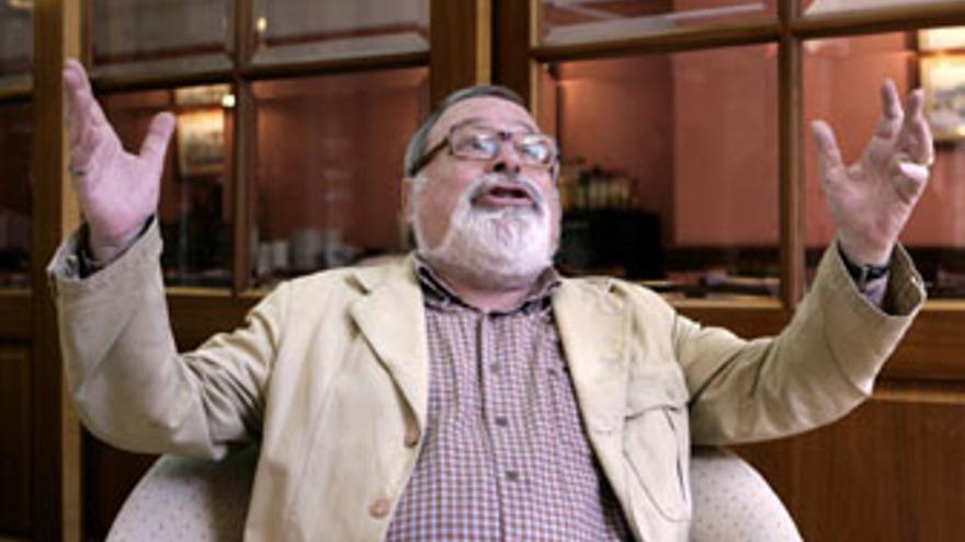 Fernando Savater, en una imagen de archivo.