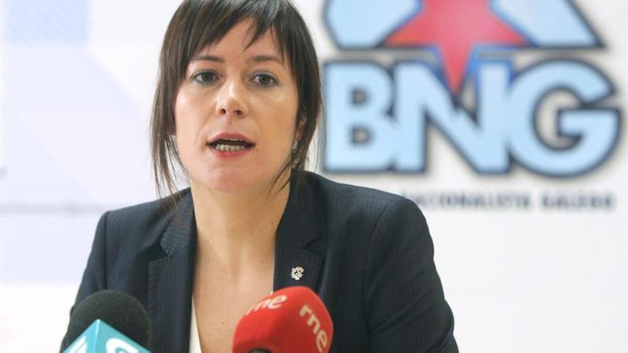 Ana Pontón liderará la candidatura para la XV Asamblea Nacional del BNG