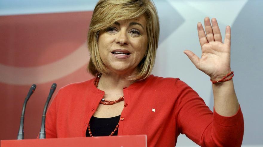 Elena Valenciano, elegida vicepresidenta del Partido Socialista Europeo