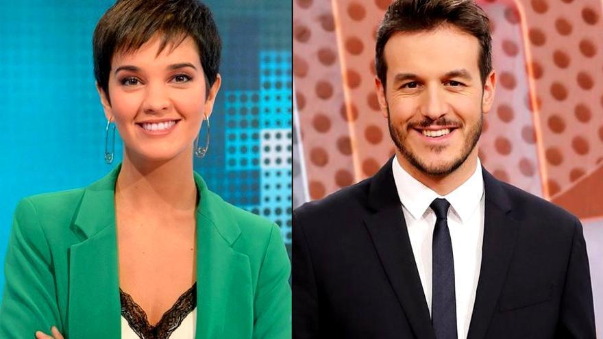 Paula Sáinz-Pardo y Diego Losada