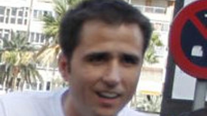 Ángel Sabroso.