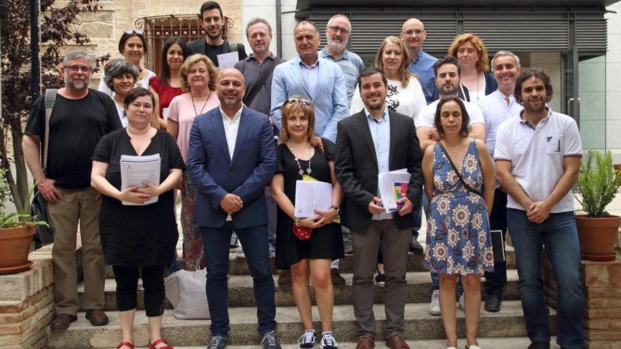 Encuentro municipios Ley de Participación Ciudadana