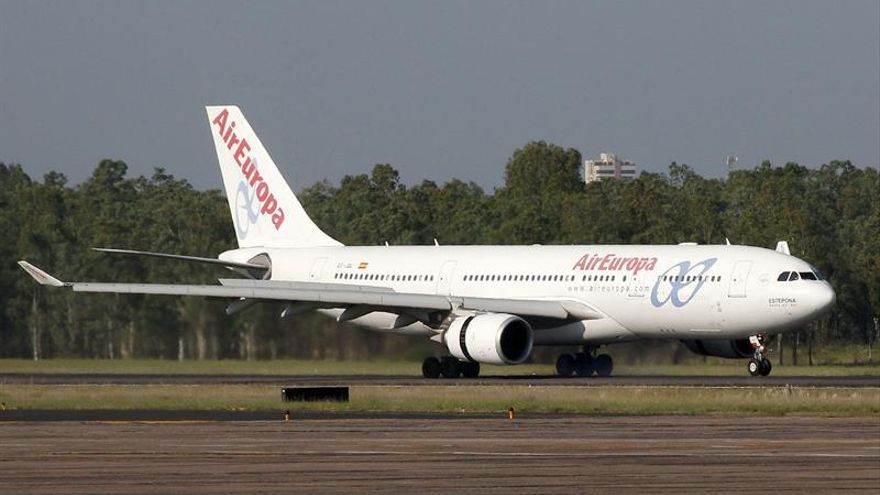 Air Europa espera transportar en Quito unos 90.000 pasajeros al año