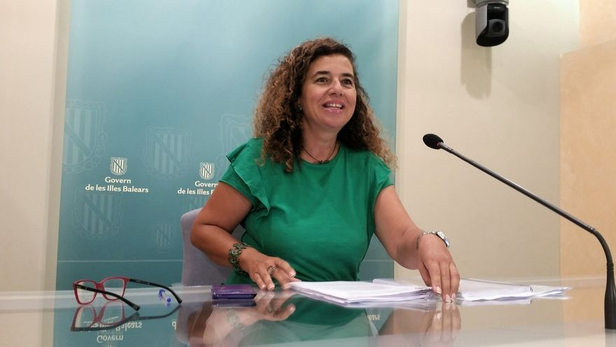 """Baleares apela al diálogo en Cataluña porque """"se ha llegado a una situación en la que ni se habla ni se escucha"""""""