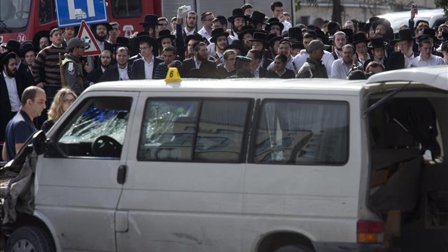 Israel arresta a 16 palestinos por vulnerar el orden en Jerusalén
