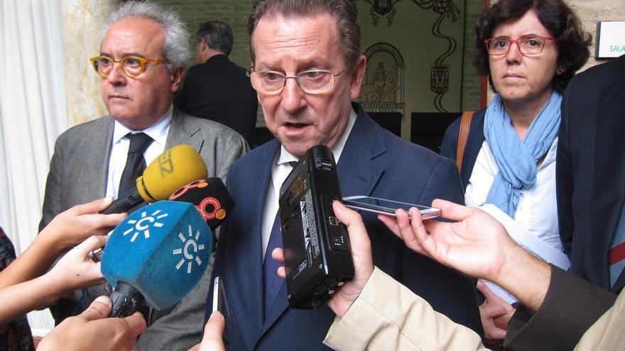 """El consejero de Justicia defiende que la operación 'Enredadera' """"debe estar en manos de la Audiencia Nacional"""""""