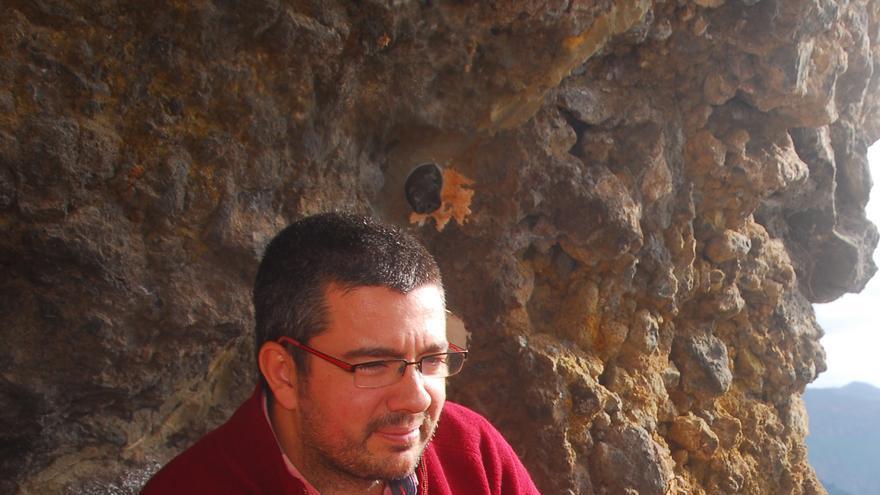 El presidente de la Asociación Eólica de Canarias (Aeolican), Rafael Martell.