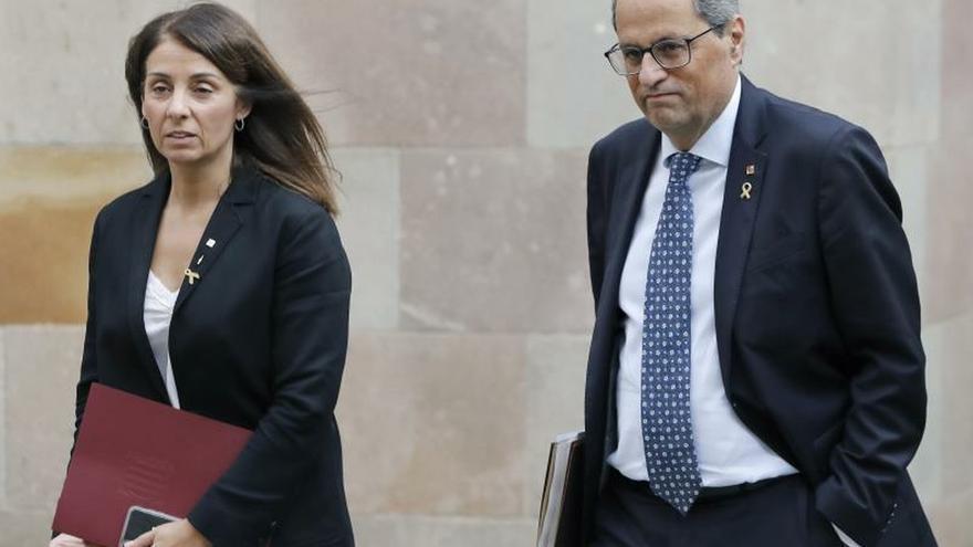 """Budó ve en las citaciones del Tribunal de Cuentas una muestra de """"represión"""""""