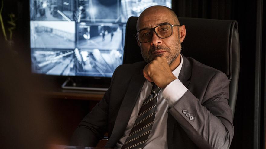 Sandoval (Ramiro Blas), en una imagen de 'Vis a Vis'