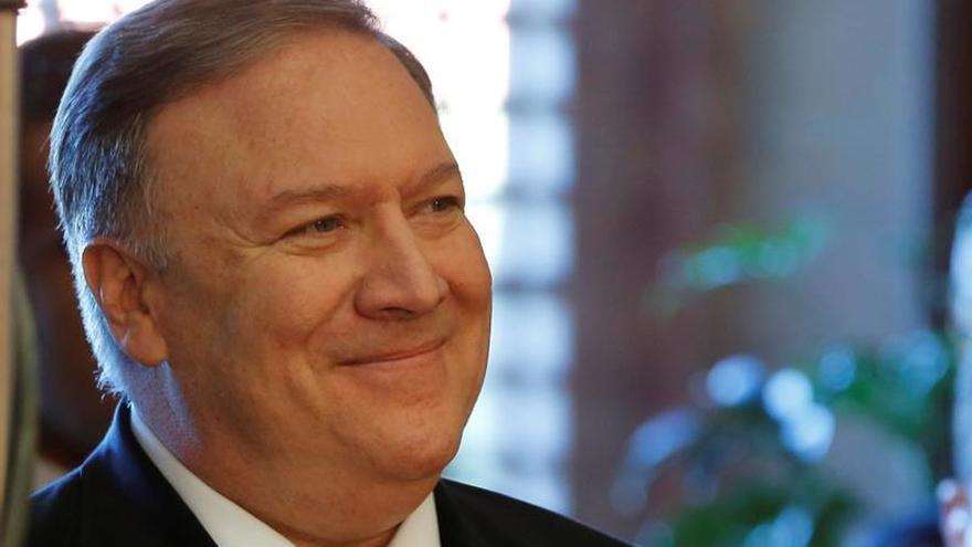 Pompeo anuncia una reunión ministerial sobre Oriente Medio en Varsovia