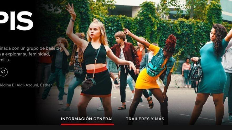 Críticas a Netflix con el hashtag #NetflixPedofilia por sexualizar a las  niñas protagonistas de su próximo filme