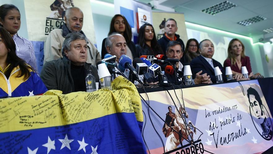 El padre de Leopoldo López lamenta que Podemos no haya trabajado por la excarcelación de su hijo