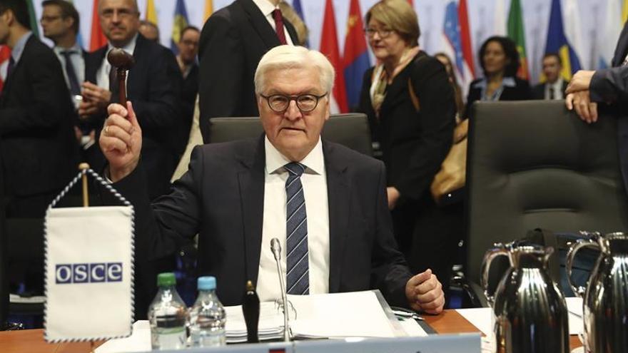 """Alemania tacha de """"inaceptable"""" la situación en el este de Ucrania"""