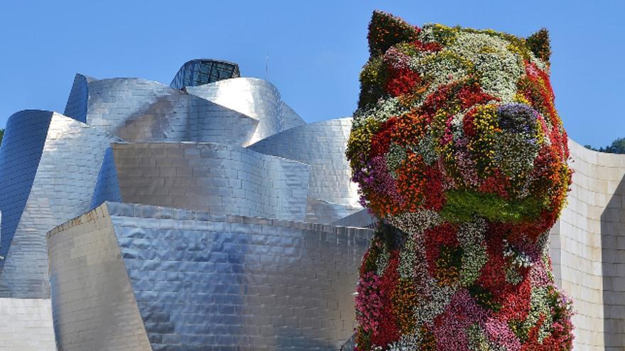 Bilbao, Guggenheim, País vasco