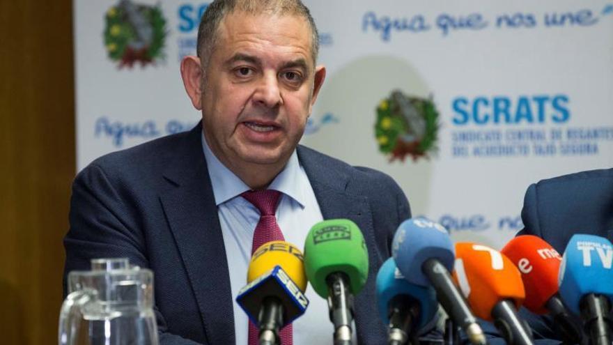 Regantes dicen que no existe la avería que la Comisión argumentó para el trasvase 0