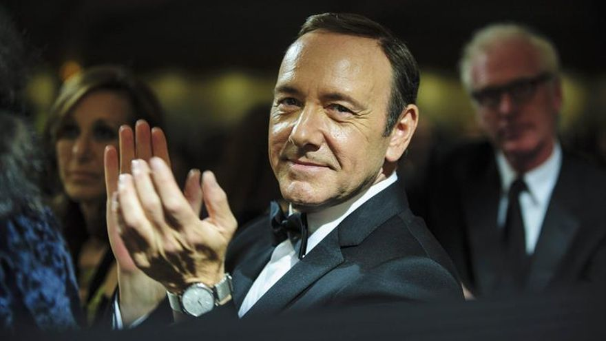 Un hijo de Richard Dreyfuss acusa a Kevin Spacey de manosearle