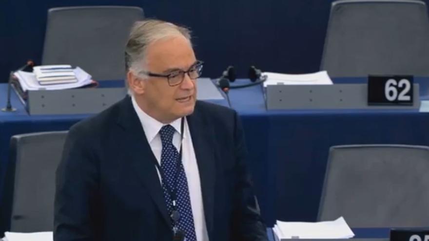 González Pons (PP) pide a Juncker actualizar la lista de delitos de euroorden para evitar casos como el de Puigdemont
