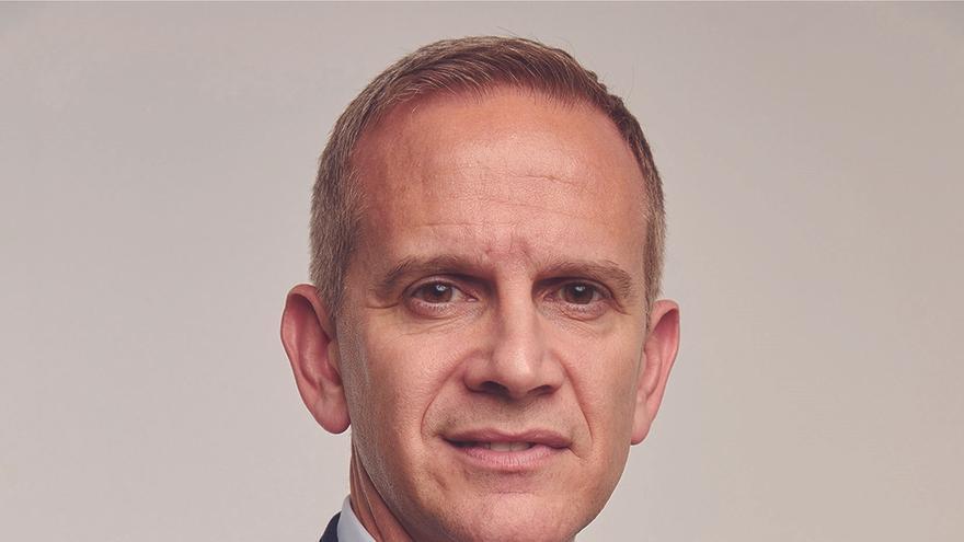 Carlos Crespo, futuro consejero delegado de Inditex.