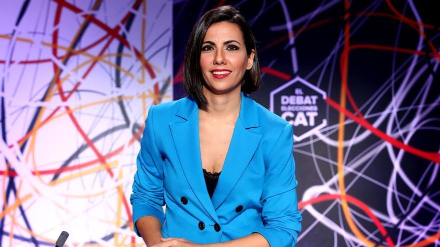 Ana Pastor en 'El Debat' de las elecciones catalanas