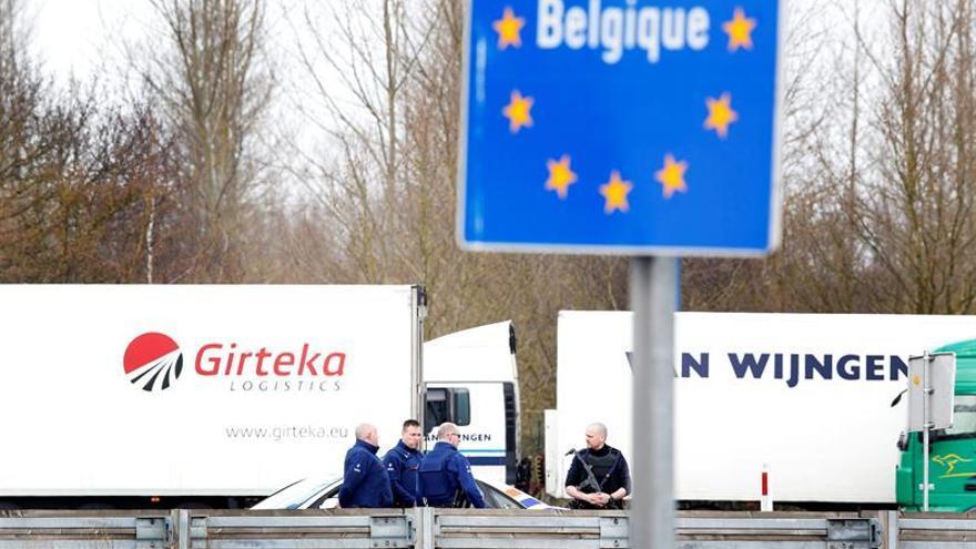 Bélgica mantiene el nivel de alerta tras los ataques en Francia y Alemania