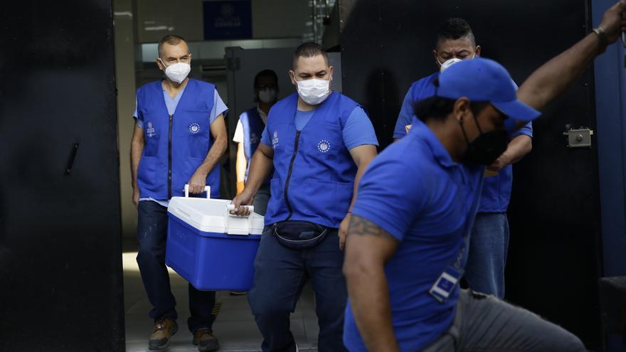 El Salvador registra 14 nuevas muertes por el coronavirus y 285 contagios más