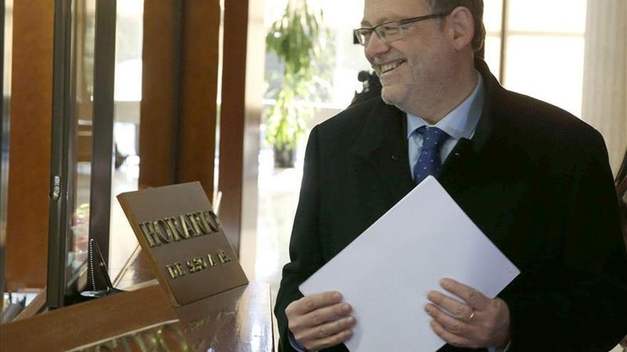 Ximo Puig (PSPV) dice que Montoro ha venido a burlarse de los valencianos