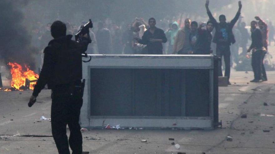 Al menos 49 muertos en las últimas 24 horas por la violencia en Egipto
