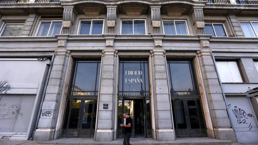 El empresario Trinitario Casanova comprará el Edificio España