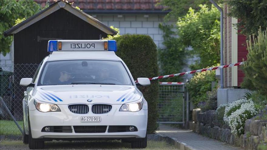 Varios muertos tras un tiroteo en la localidad suiza de Würenlingen