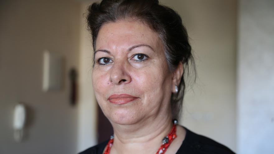 Azza Al Kafarnah.