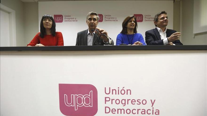 """Dimite el Consejo Territorial de UPyD en Madrid por el """"batacazo"""" electoral"""