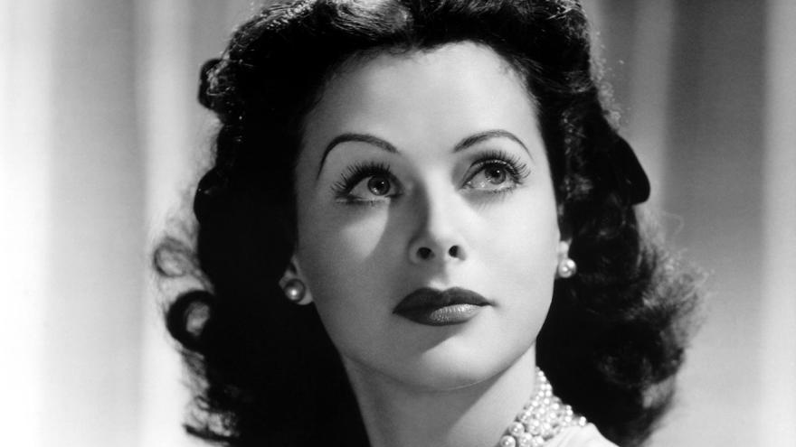 Hedy Lamarr La Estrella De Cine Que Inventó La Tecnología
