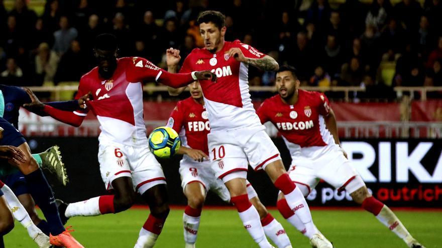 Partido de la Ligue 1 francesa