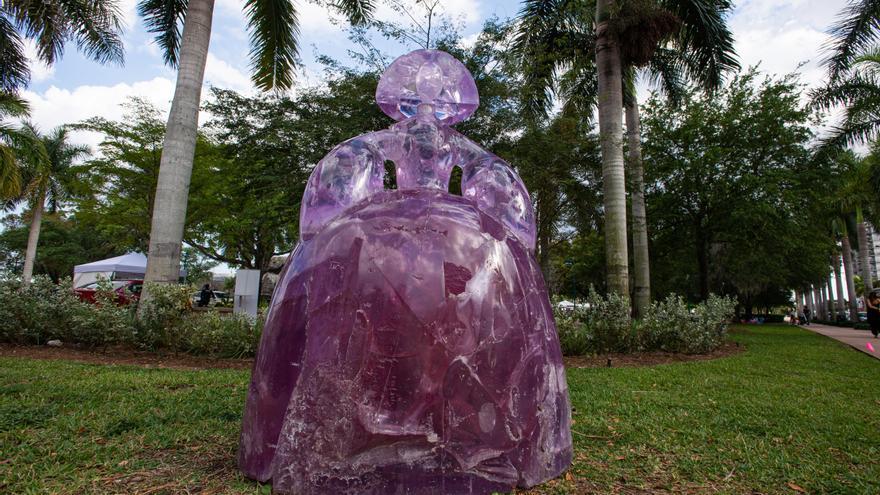 Manolo Valdés muestra en Nueva York los frutos de su aislamiento pandémico