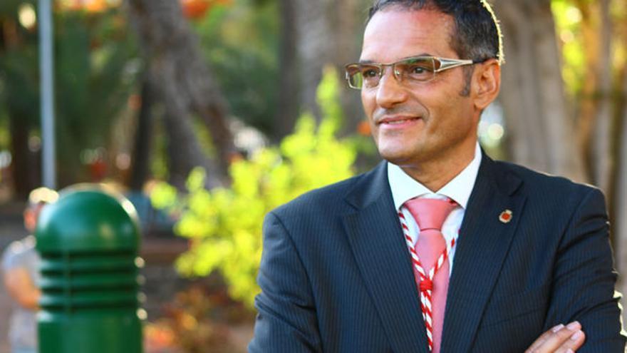 Fernando Méndez, candidato a la Alcaldía de Valle Gran Rey por el PSOE