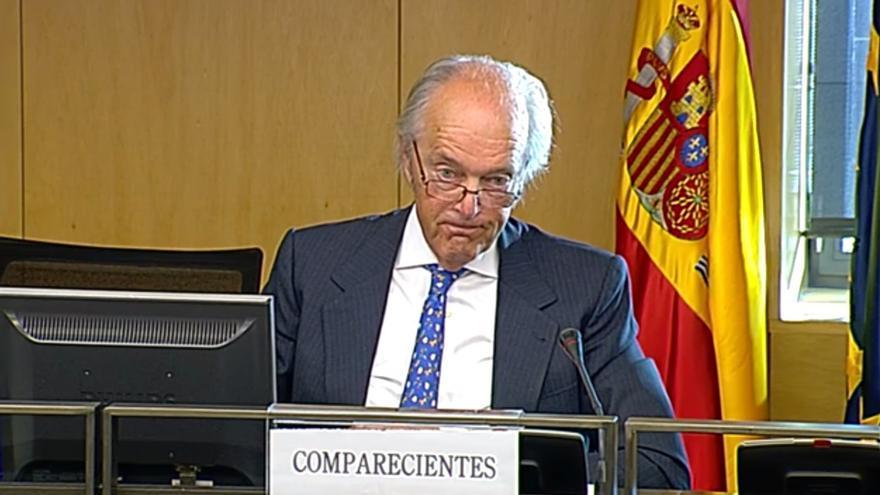 Gonzalo Ferre, presidente de Adif con el PP cuando ocurrió el accidente de Angrois