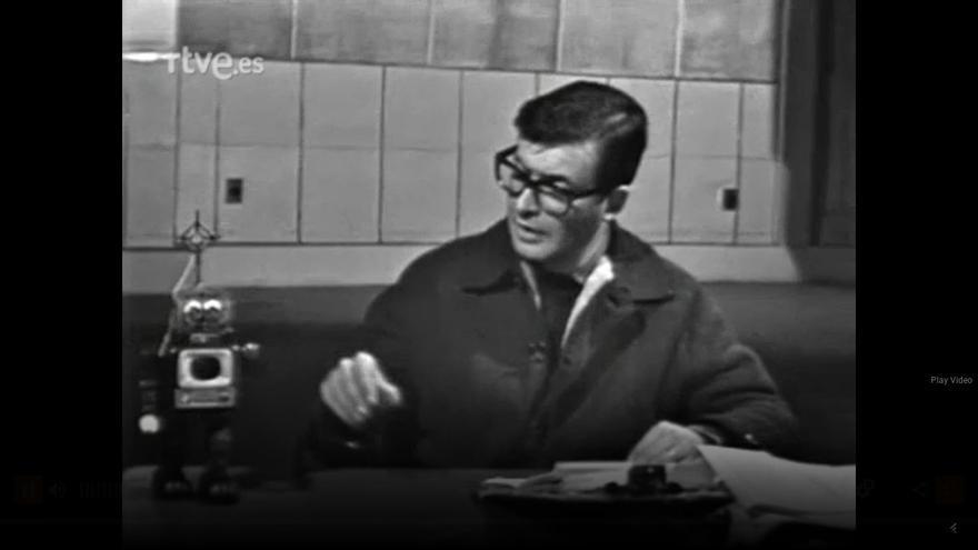 Cuando la tele pública española pintaba un futuro tan negro como 'Black Mirror'