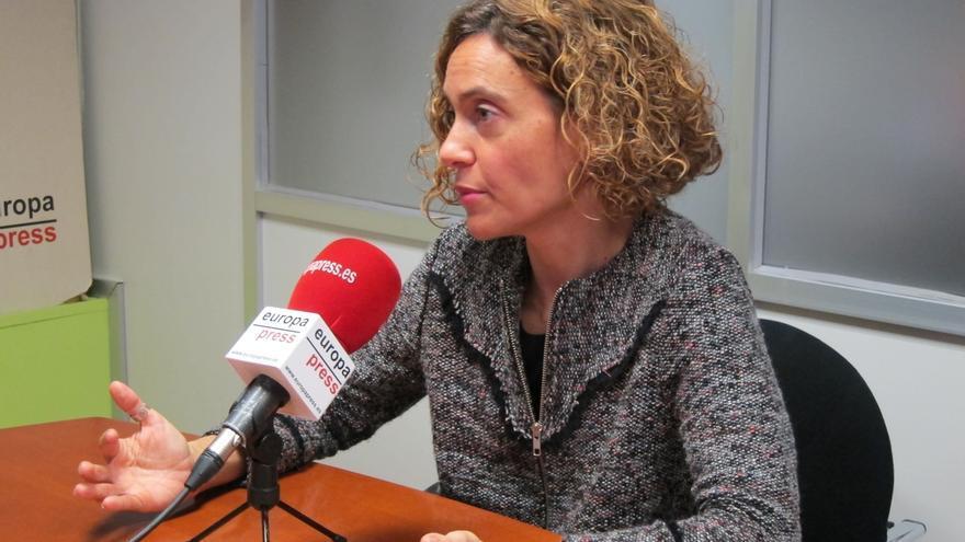 """Batet ve al PSOE """"polarizado"""" y pide que se mantenga al PSC en los órganos directivos"""