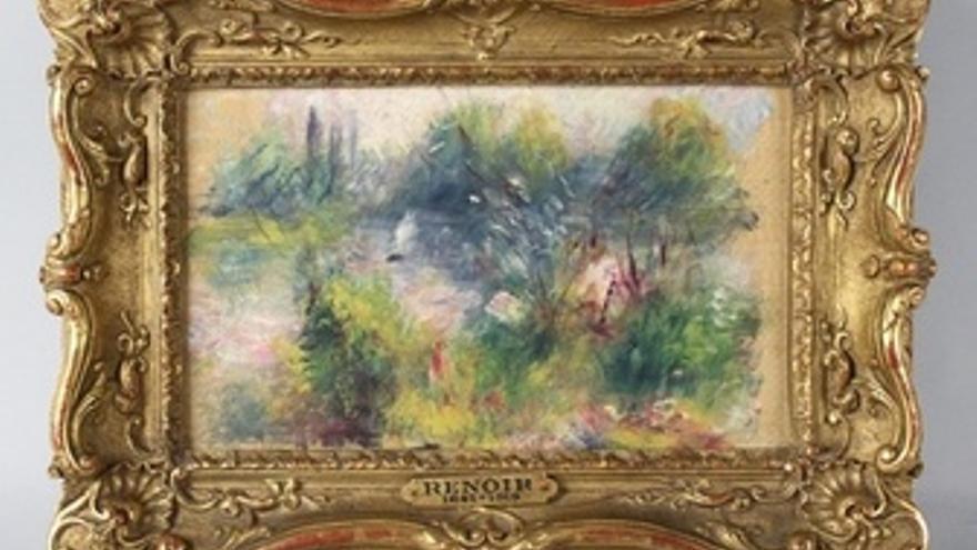 El Renoir de los siete dólares