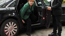 Merkel impuso su poder en la cumbre de Bruselas. Foto: Efe.
