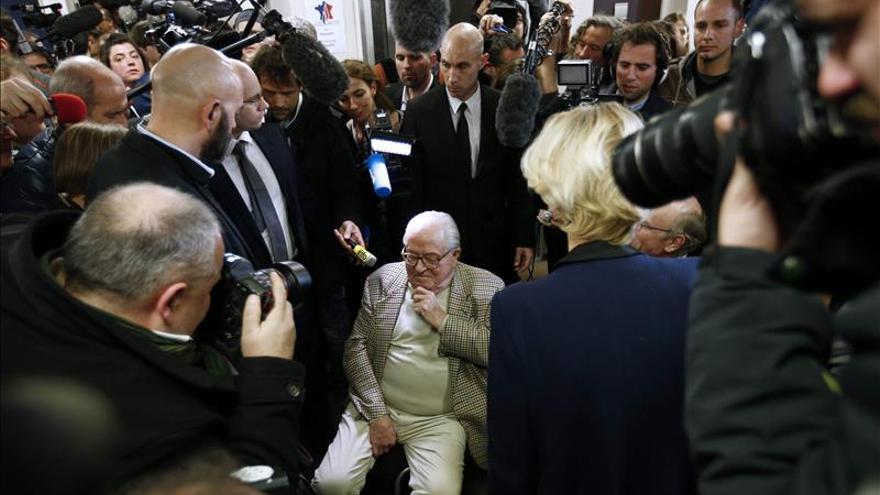 Jean-Marie Le Pen anuncia la creación de una nueva formación política en Francia