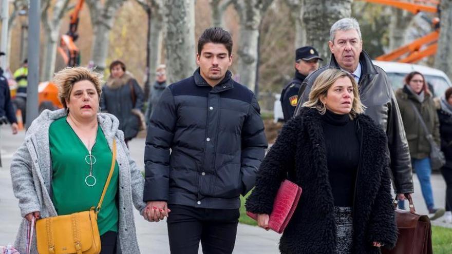 Los condenados del caso Arandina, en libertad en espera de decisión judicial